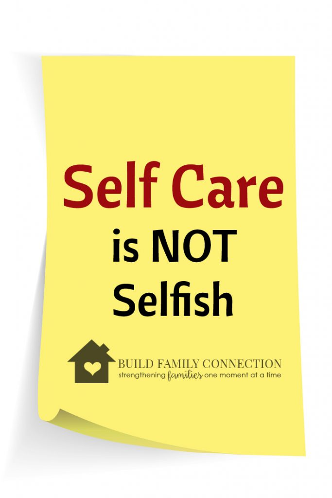Self Care Is Not Selfish; Learning to Process Strong Emotion