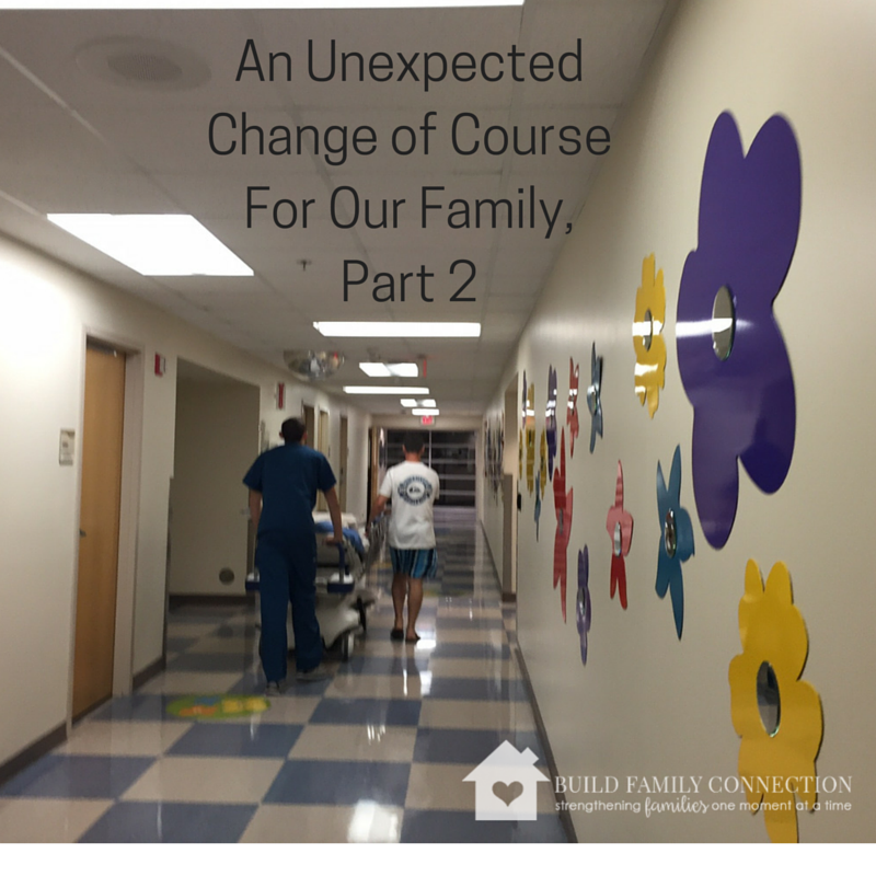 Hospital Hallway Watermark Title