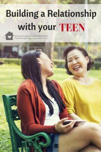 5 Tips for Connecting with Your Teen