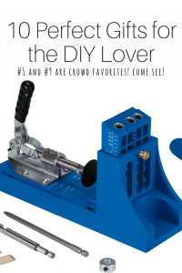 10 Perfect Gifts for the DIY Lover