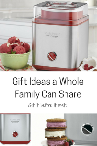 gifts-ideas-a-family-to-share family-ice-cream-maker