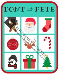 Don't Eat Pete Holiday Version