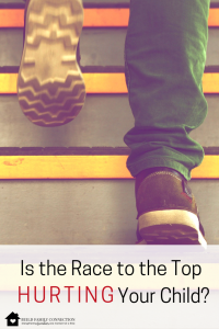 Is the Race to the Top Hurting Your Child?